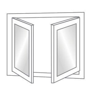 Swing Window catalog Euro uPVC