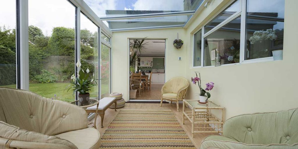 Blog EURO UPVC - How A Conservatory Should Be Setup For The Summer