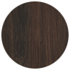 Warna variasi produk EURO uPVC - Laminated Dark Oak